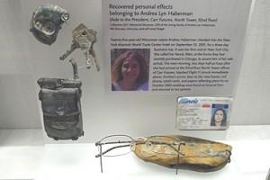 «Nous avons visité le musée du 11 septembre à New York»