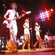 ABBA, Iggy Pop et Genesis, nouveaux élus du Panthéon du Rock'n Roll