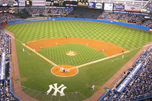 Assistez à un match de baseball à New York