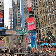 Broadway dans la rue !