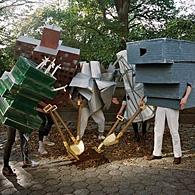 Bruciennial 2010, version décontractée de la Whitney biennial
