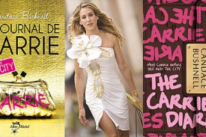 Carrie Bradshaw, avant Sex and the City !