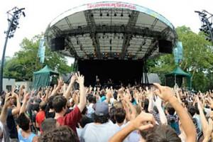 Central Park, meilleure scène de l'été !