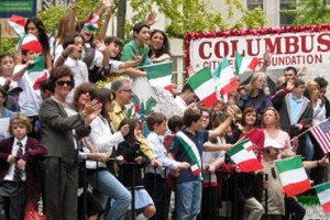 Columbus week-end à New York