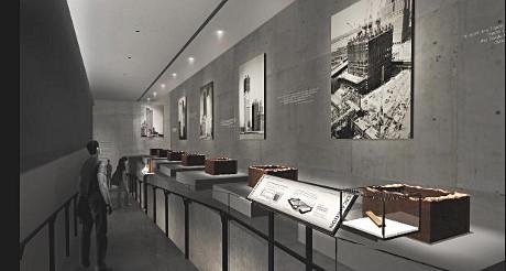 Le musée national du 11 septembre 2001 est ouvert sur l'ancien site de Ground Zero, dans le Downtown. (Photo D.R.)