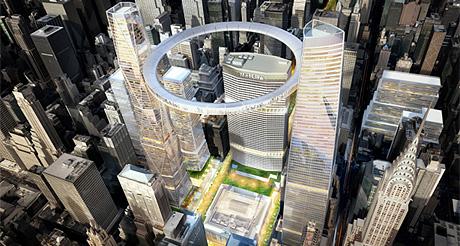 Grand Central Station en version futuriste... (Photo D.R.)