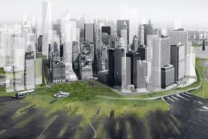 Exposition Rising Currents : Sauvons New Yorkde la montée des eaux !
