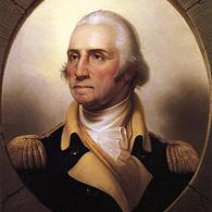 George Washington, un président distrait