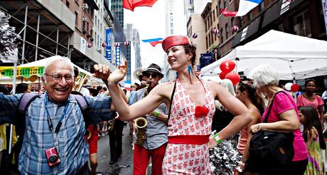 Le 14 juillet, la France s'empare des rues de New York ! Prenez part à la parade ! (Photo D.R.)