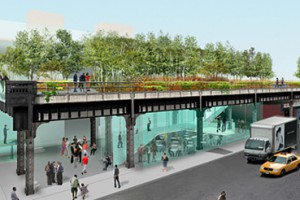 La High Line, voie verte au milieu des buildings