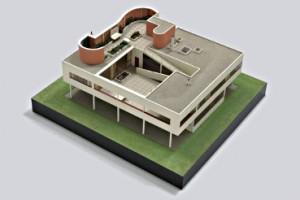 Le Corbusier au MoMA de New York