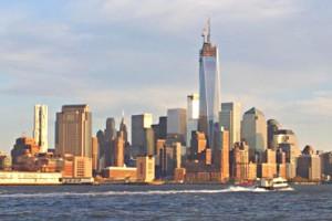 Le One World Trade Center domine New York