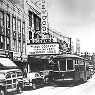 Le Ridgewood Theatre condamné