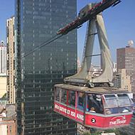 Le tram de Roosevelt Island fermé pour rénovation