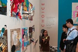 Les écoles de New York s'affichent au Guggenheim Museum
