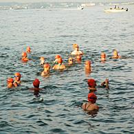 Marathon de natation : ça brasse dur autour de Manhattan !