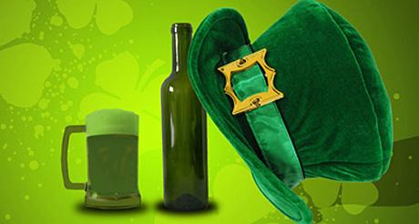 Le 16 et 17 mars, la Saint Patrick va repeindre New York aux couleurs irlandaises... Tous en vert. (Photo D.R.)