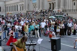 Museum mile festival : la plus grande fête culture-chic !