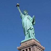 La statue de la Liberté : l'objectif de Riaan Manser et Vasti Geldenhuys.  (Photo D.F.)