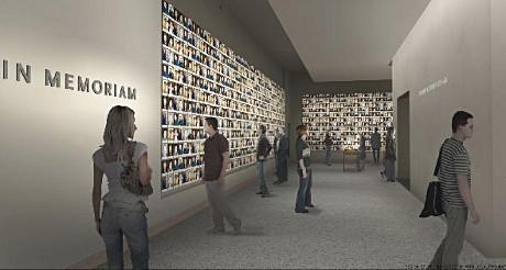 Une partie du musée rendra hommage aux près de 3000 victimes des attentats du 11 septembre. (Photo D.R.)