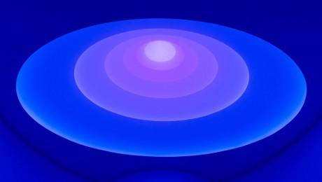 L'univers étrange de James Turrell au Guggenheim de New York jusqu'au 25 septembre 2013. (Photo D.R.)
