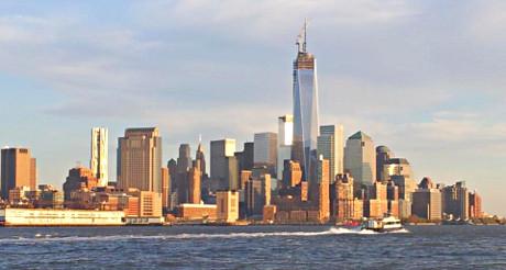 L'ouverture du One World Trade Center l'an prochain devrait encore attirer de nouveaux visiteurs. (Photo Mlle Selia) (Photo Photo Mlle Selia)