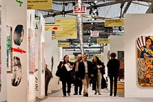 The Armory show, la Fashion week des artistes-peintres
