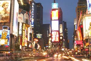 Times Square, toujours plus fou