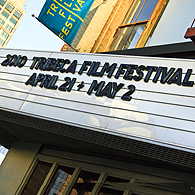 Tribeca Film Festival : action !