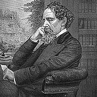 Un cure-dent de Charles Dickens aux enchères