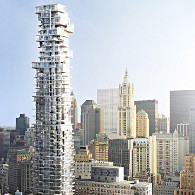 Une nouvelle folie architecturale à New York