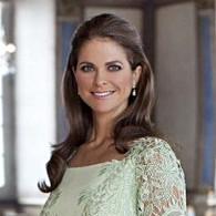 Le portrait officiel de la princesse Madeleine de Suède (Photo D.R.)