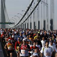 Une rue dédiée au père du marathon de New York
