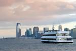 Les croisières dans le port de New York