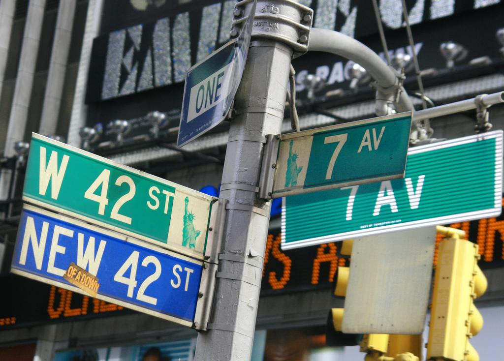 Fashion Avenue Nyc Th Street