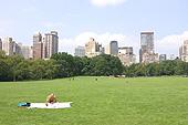 Central Park a été créé en 1857.