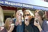 Comme Miranda, craquez pour les Cupcakes de la Magnolia Bakery.
