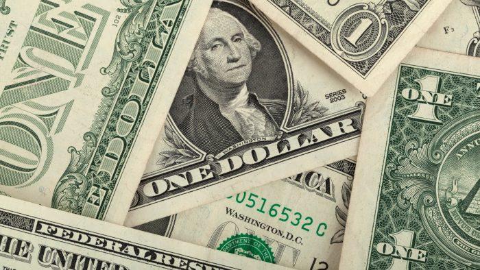 Le dollar est la monnaie des Etats-Unis.