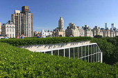 Petite pause sur la terrasse du Met !