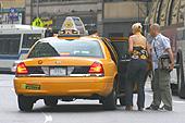 Pour prendre un taxi, il vous suffit de lever votre bras !