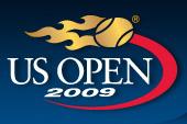 Le logo de l'US Open.
