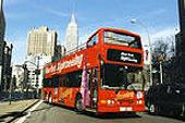 Montez et descendez du bus à votre guide avec le Hop-on Hop-off tour !
