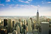 Une bonne façon d'avoir New York en tête !