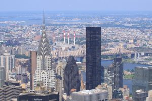 Le City Pass comprend l'observatoire de l'Empire State building