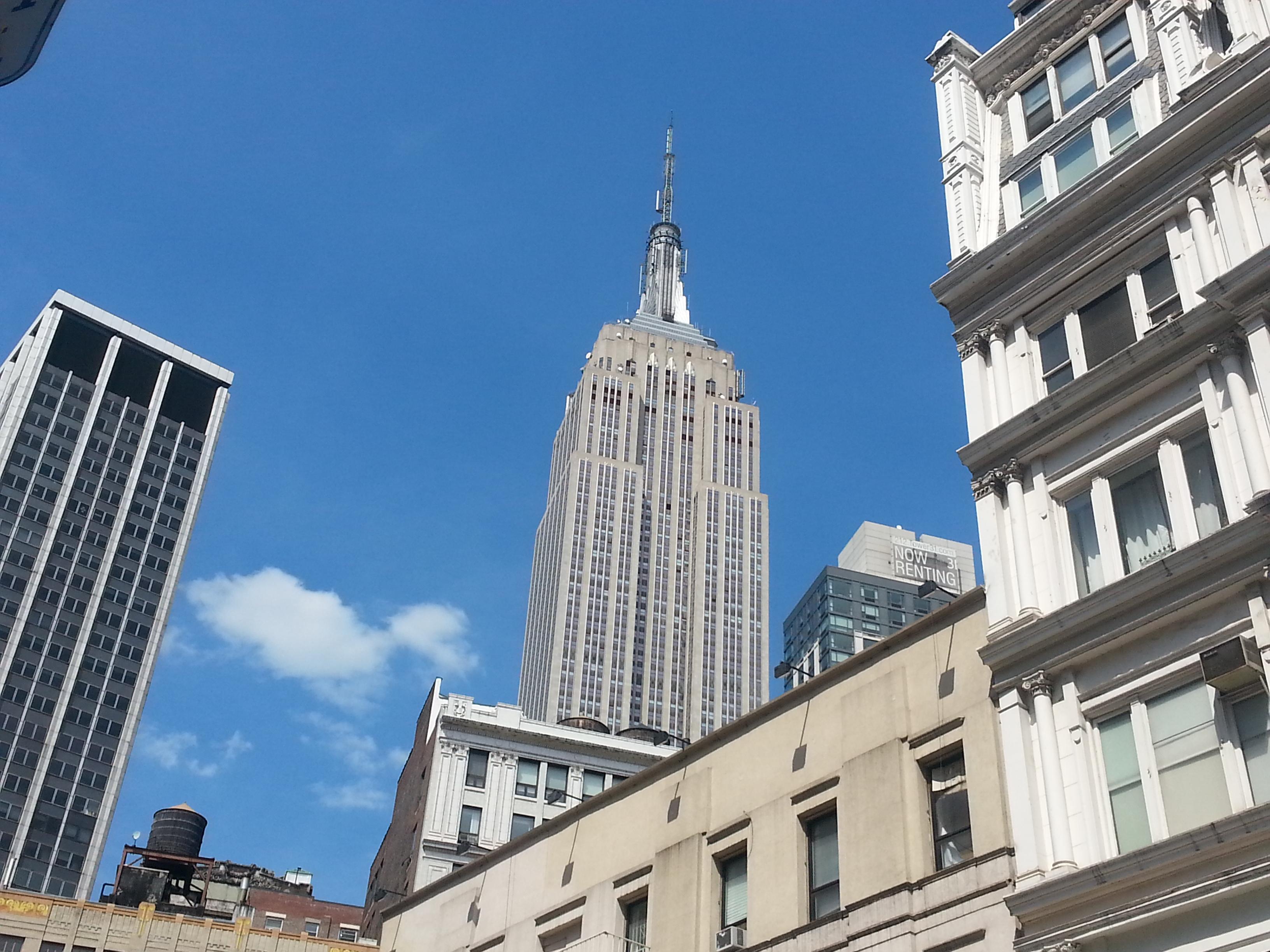 8 choses faire au sommet de l 39 empire state building new york. Black Bedroom Furniture Sets. Home Design Ideas