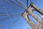 Le pont de Brooklyn. (Photo Didier Forray)