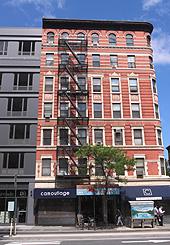 Les co-ops concernent généralement des immeubles plus anciens que les condominiums.