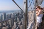 A quelle heure visiter l'Empire State building ?