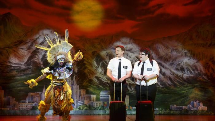 En 2015, The Book of Mormon fait son retour sur Broadway.