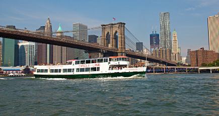 Réservez votre croisière à New York avant le 5 décembre 2014.